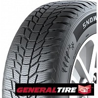 Зимни Гуми GENERAL TIRE SNOW GRABBER PLUS 255/55R19 111V XL FR-GE35